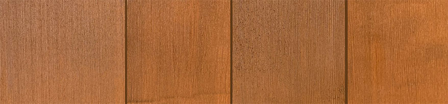 Western Red Cedar Shingle, Olympic Sierra 700, semi-transparent