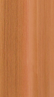 Cedar shingle, semi-transparent stain, Olympic Naturaltone, Vertical grain